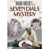 Тайна семи циферблатов / Seven Dials Mystery (экранизация А.Кристи) DVD9