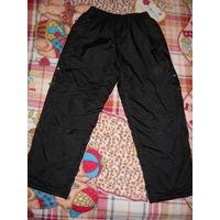Тёплые штаны деми 110
