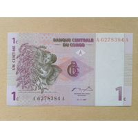 Конго 1 сантим