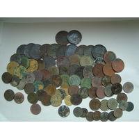 Сборный лот монет СССР 81 шт               (4679)