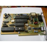 ISA модем 2400 8 бит (XT)