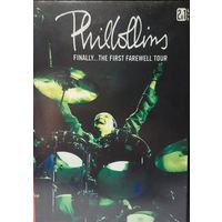 Phil's Collins - Finally....The First Farewell Tour (DVD10)