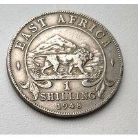 Британская Восточная Африка 1 шиллинг, 1948 3-1-14