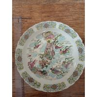 Блюдо Тарелка Старый Китай