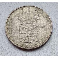 Швеция 1 крона, 1967 6-7-19
