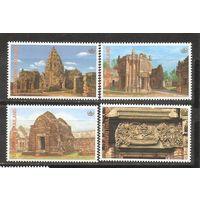 Тайланд 1998 Руины