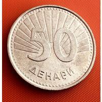 100-19 Македония, 50 денаров  2008 г.
