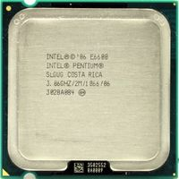 Процессор Intel Pentium E6600