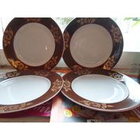 4 тарелки старый минск
