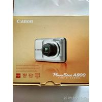 Цифровой фотоаппарат Canon A 800
