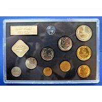 Годовой набор монет СССР 1983 года