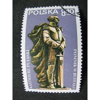 Польша 1979 Статуя Казимира Пуласки полная серия