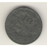 10 стотинок 1917 г.