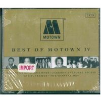 2CD-box Various - Best Of Motown 4(2005) Jazz, Funk / Soul, Pop