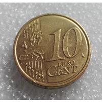10 евроцентов 2014 Латвия #01