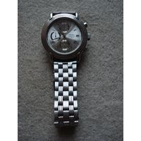 Часы наручные кварцевые, хронограф ASCOT, Германия.