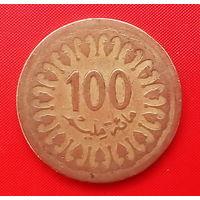 66-09 Тунис, 100 миллимов 1983 г.