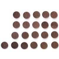 Нидерланды, 1 цент cent. ПОГОДОВКА, монеты без повторов 1951-1980