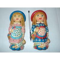 Куклы настенные, 1960-е года, Испания