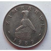 Зимбабве 50 центов, 1989 5-3-11