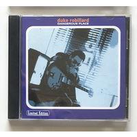 Audio CD, DUKE ROBILLARD BAND, DANGEROUS PLACE 1997