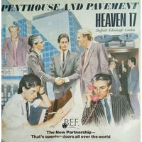 HEAVEN 17 /Penthouse And Pavement/1981, Virgin, Germany, LP, VG