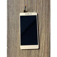Дисплейный модуль Xiaomi Redmi 3S gold