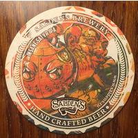 Подставка под пиво Saldens Brewery Hand Crafted Beer No 1