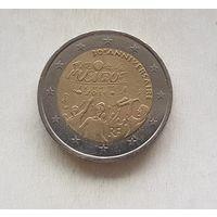 2 евро Франция 2011 30 лет Дню музыки во Франции