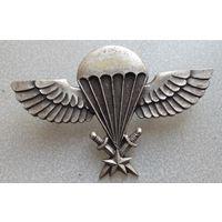 Нагрудный  квалификационный знак парашютиста Сенегал.