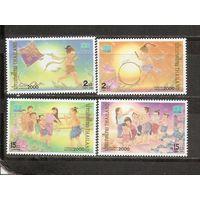 Тайланд 1999 Дети