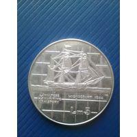 Монета 5 лир 1984 года. Мальта