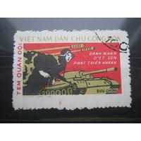 Марка - Вьетнам война техника танки