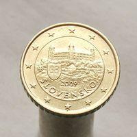 Словения 50 евроцентов 2009