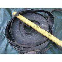 Советский прочнейший прорезиновый жгут.прошитый толстыми  нитями.Около 30 метров. Продаётся  по  5 метров!