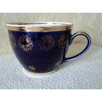 Чашка,кобальт,Полонский фарфоровый з-д 1980-91гг,лот 12