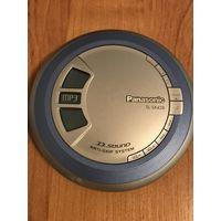 Портативный CD проигрыватель Panasonic