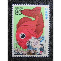 Япония. Морская фауна.
