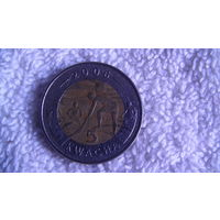 Малави 5 квача 2006г. распродажа