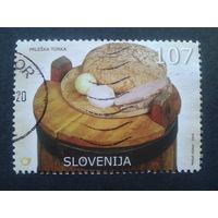 Словения 2005 гастрономия