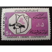 Иран 1983 автомат, конференция