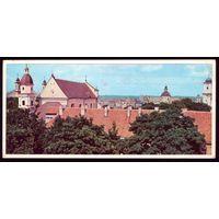 Вильнюс Вид на старый город