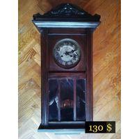 Антикварные Старинные Часы Gustav Becker (1909 - 1933)