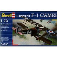 Сборная модель самолета Sopwith F1 Camel ,04190,Revell