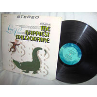 LP Living Voices - Music from The Happiest Millionaire (1967) RARE!