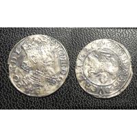 1 грош 1627 Великое княжество Литовское