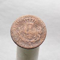 1 грош Пруссия для Польши 1796 В