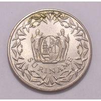 Суринам, 250 центов 1987 год.