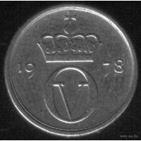 10 эре 1978 год Норвегия
