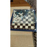 Шахматы дорожные магнитные СССР